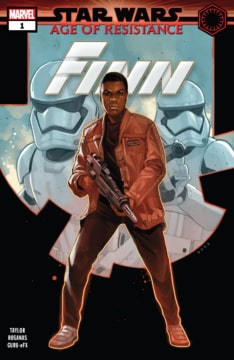 Star Wars Age Of Resistance Finn 001 Cover