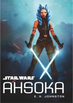 Star Wars Ahsoka Cover