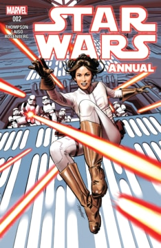 Star Wars Annual 002 Cover