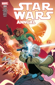 Star Wars Annual 004 Cover