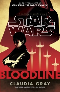 Star Wars Bloodline Cover