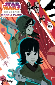 Star Wars Forces Of Destiny Rose And Paige Cover