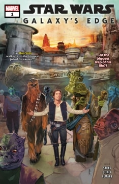 Star Wars Galaxys Edge 001 Cover
