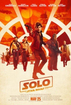 Star Wars Solo Poster