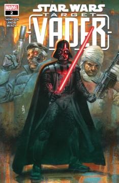 Star Wars Target Vader 002 Cover