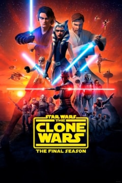 Star Wars The Clone Wars 007 Poster