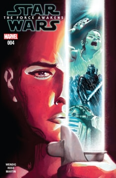 Star Wars The Force Awakens Adaptation 004 Cover