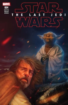 Star Wars The Last Jedi Adaptation 004 Cover