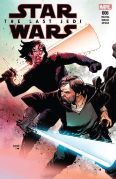 Star Wars The Last Jedi Adaptation 006 Cover