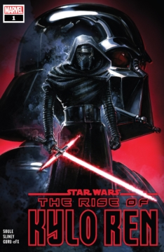 Star Wars The Rise Of Kylo 001 Cover