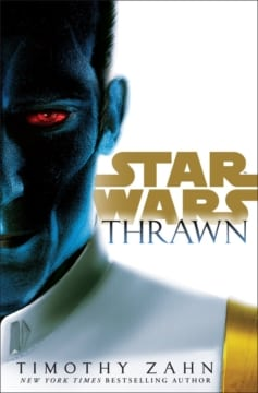 Star Wars Thrawn Cover