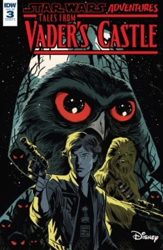 Tales From Vaders Castle 003 Cover