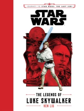 The Legend Of Luke Skywalker Cover