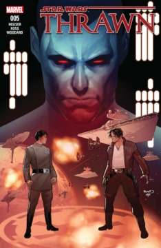 Thrawn 005 Cover