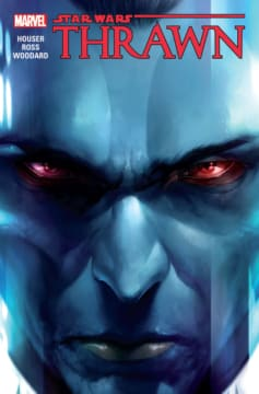 Thrawn Comics Cover