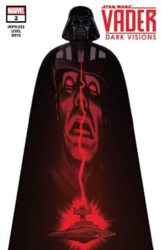 Vader Dark Visions 002 Cover