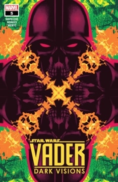 Vader Dark Visions 005 Cover